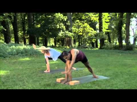 Trudie Styler Weight Loss Yoga