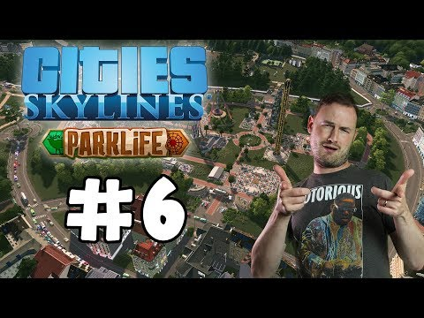 Sips Plays Cities Skylines: Parklife (17/5/2018) #87 - Zoo