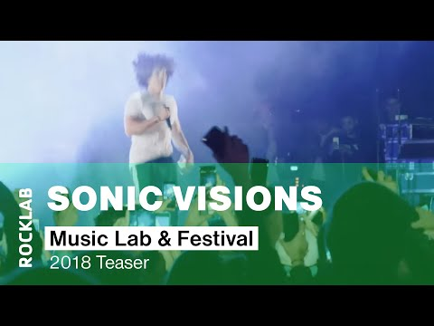 Sonic Visions Music Lab & Festival - 15-17 November 2018 - Esch/Belval (Luxembourg)