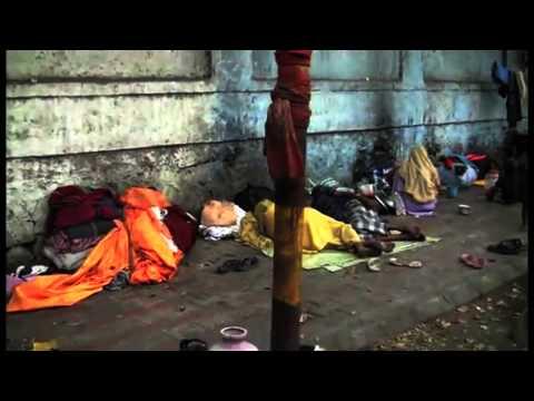 India's Orphan Street Children...