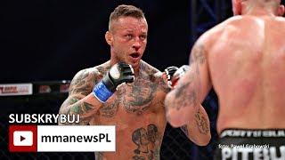 """Adrian Błeszyński po DFN 4: """"Walka z Bielskim była moją najważniejszą."""""""