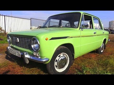 1980 VAZ 2101. Start Up, Engine, And In Depth Tour.