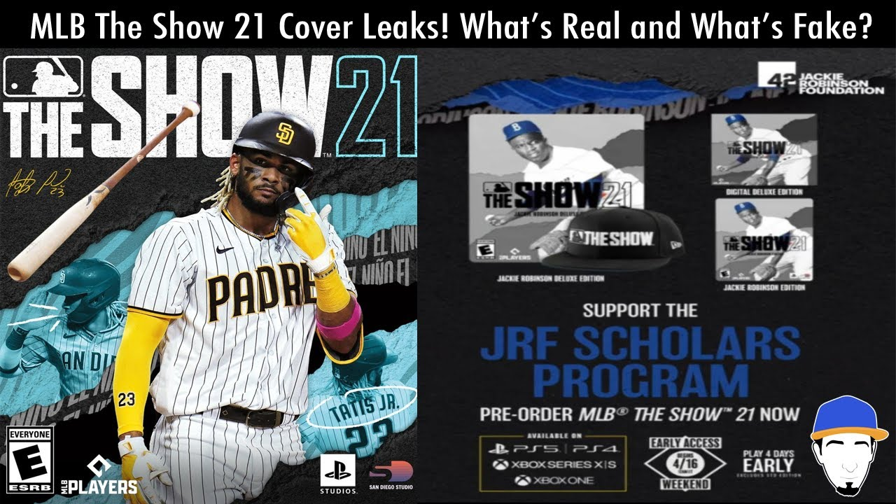 Let's Talk - MLB the Show 21 Cover Leaks