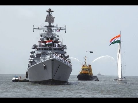 POST ASEAN SUMMIT, INDIA IS READY TO PROJECT ITS NAVAL PRESENCE IN THE ASIA PACIFIC REGION