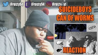 $UICIDEBOY$ CAN OF WORMS Reaction