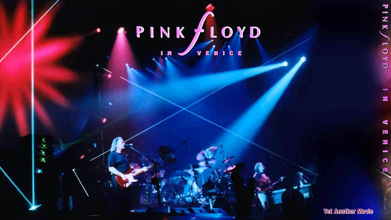 pink floyd yet another movie venice 1989 fm youtube