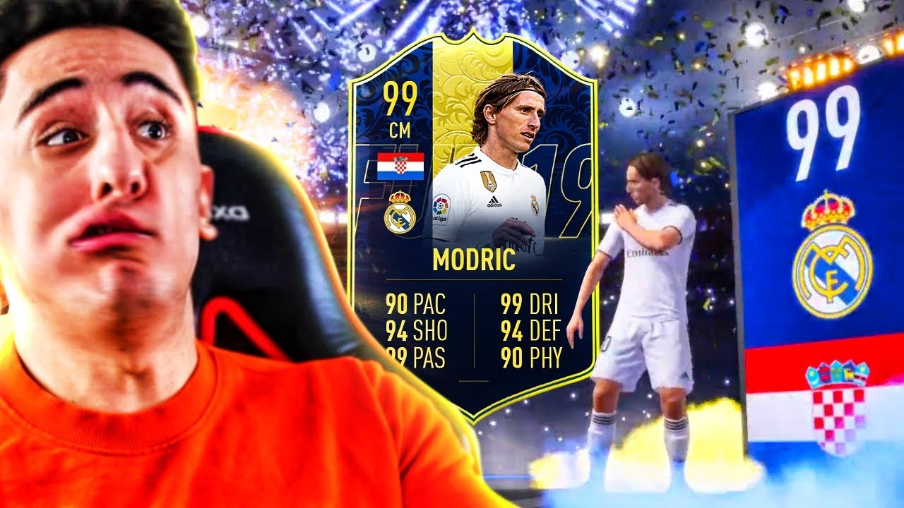 LUCKIEST FIFA 19 PACK OPENING OF ALL TIME!!!