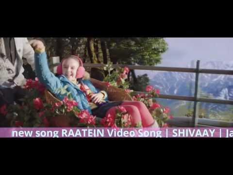 RAATEIN Video Song | SHIVAAY | Jasleen...