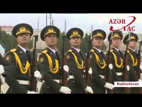President Ilham Aliyev arrived in Nakhchivan Autonomous Repu