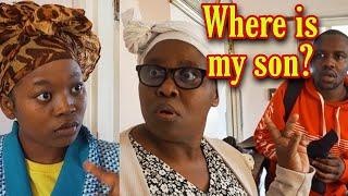 Download Leon Gumede Comedy - Sbongile noMdu - Mom has arrived (LEON GUMEDE)