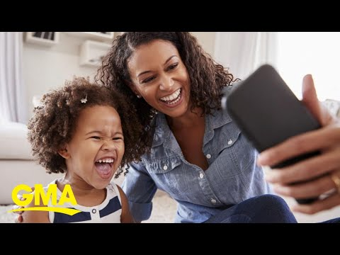 How social media is affecting the relationship between parents and kids | GMA