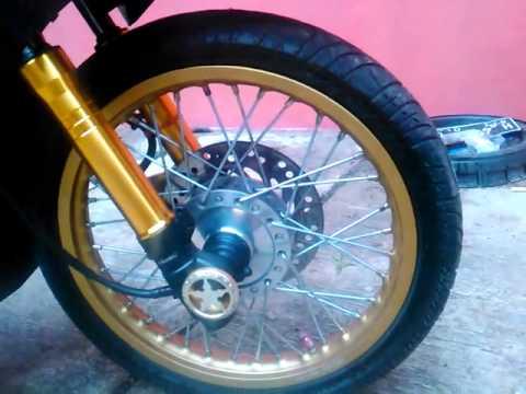 Beat FI thailook samba orange M²Vas
