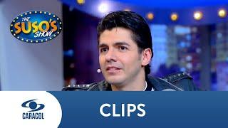 Jimmy Vásquez confiesa que lo cambiaron de cuna en el hospital cuando nació | Caracol Televisión