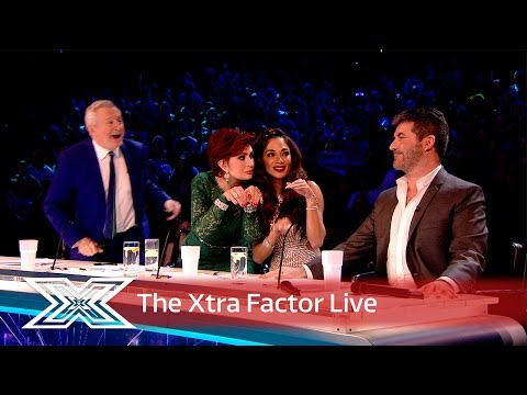 Double trouble in double denim! Matt and Rylan chat to the Judges | The Xtra Factor Live 2016