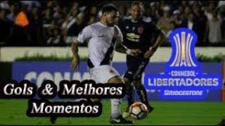 Universidad de Chile x Vasco - Gols & Melhores Momentos - Libertadores 2018