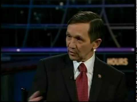 Dennis Kucinich on Bill Maher April 29, 2007