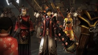 TOUKIDEN: KIWAMI Weapon Trailer (Club)