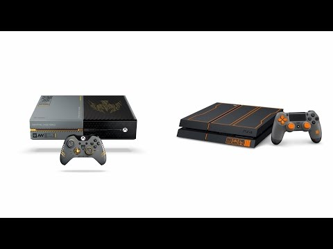 Microsoft VS Sony: Who Designs The Better Themed Consoles?