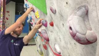 Climbing Technique: The Rose Move