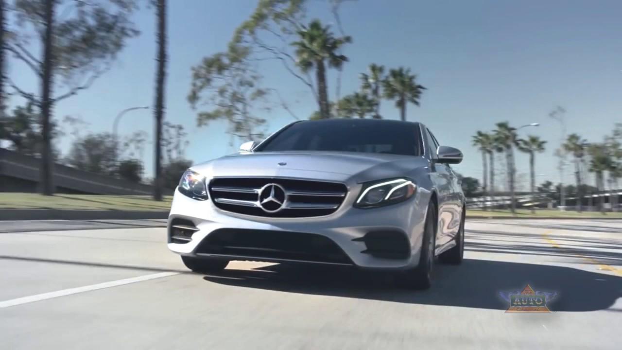 2017 mercedes benz e class video brochure youtube for Mercedes benz e class brochure