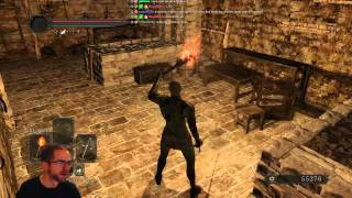 Dark Souls 2 - Olympic Torch Run