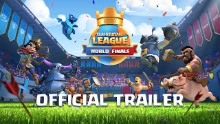 2020 Clash Royale League World Finals - Official Trailer!