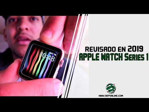 Vale La Pena El Apple WATCH SERIES 1 En El 2019 + IPhone SE |SIEPONLINE|