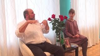 00054 Путь духовно ищущего Уэйна. Беседы с Уэйном Ликерманом (Рам Цзы) в Москве 16 сентября 2018