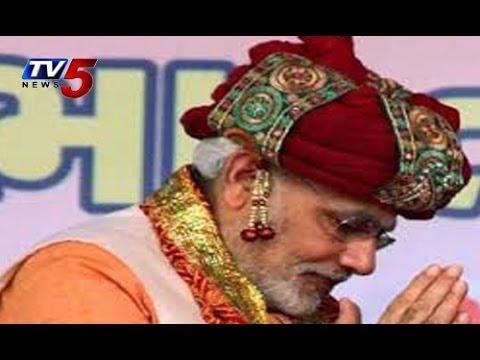 Modi Did 'Ganga Snan and Pujan' in Kashi