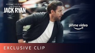 Jack Ryan Best Chase Scene: Season 2 | Prime Video