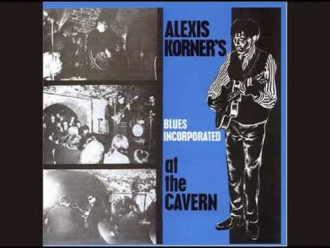 Alexis Korner - Night Time Is The Right Time