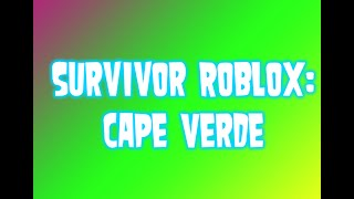 Survivor Roblox: Cape Verde - Final Tribal Council
