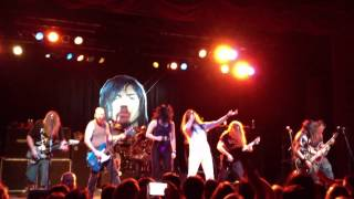 ANDREW WK - GIRLS OWN LOVE - Live @ the Marquee - HD