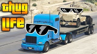 GTA 5 ONLINE : THUG LIFE AND FUNNY MOMENTS (WINS, STUNTS AND FAILS #31)