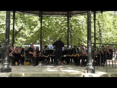 le brass band de ware jardin du luxembourg paris