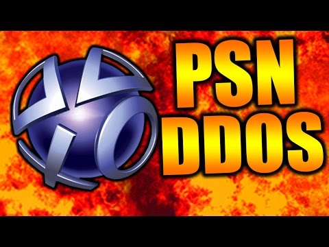 PSN HACKED! - Playstation Network DOWN & DDosed PS4 Network Online Servers Down!