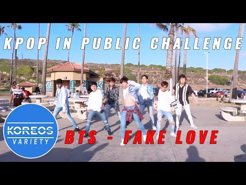 [KPOP IN PUBLIC CHALLENGE] BTS 방탄소년단 - Fake Love
