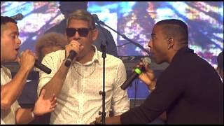 Afro-Latino Festival 2016 Bree (B): Orishas - Hay Un Son - Live