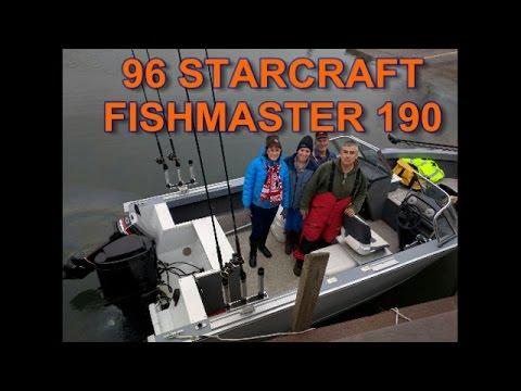 Starcraft Fishmaster 190 BUDGET REBUILD 2015