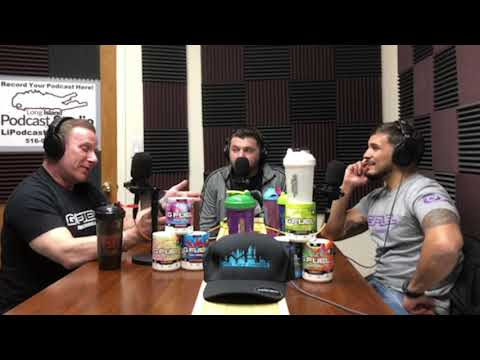 Episode 22 w/ G Fuel's CEO Cliff Morgan, UFC heavyweight Curtis Blaydes and MMA OG Ryan Parsons