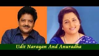Udit Narayan & Anuradha Magic - Tumko Yahan Pehli Baar | Rare Melody 03