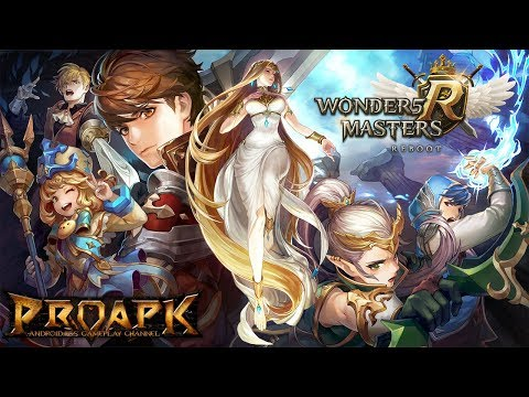 Wonder 5 Masters R Gameplay Android / iOS