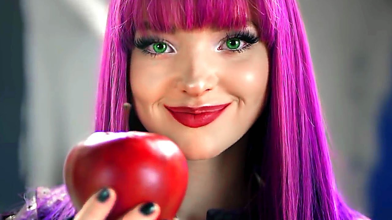 Descendants 2 all the movie clips trailers family for 2m mal 2m bett