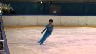 17 Shoma UNO (JPN) - ISU JGP Tallinn Cup 2013 Junior Men Free Skating.