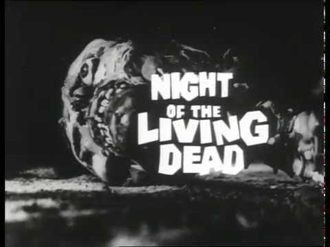 La noche de los muertos vivientes (1968) original tráiler