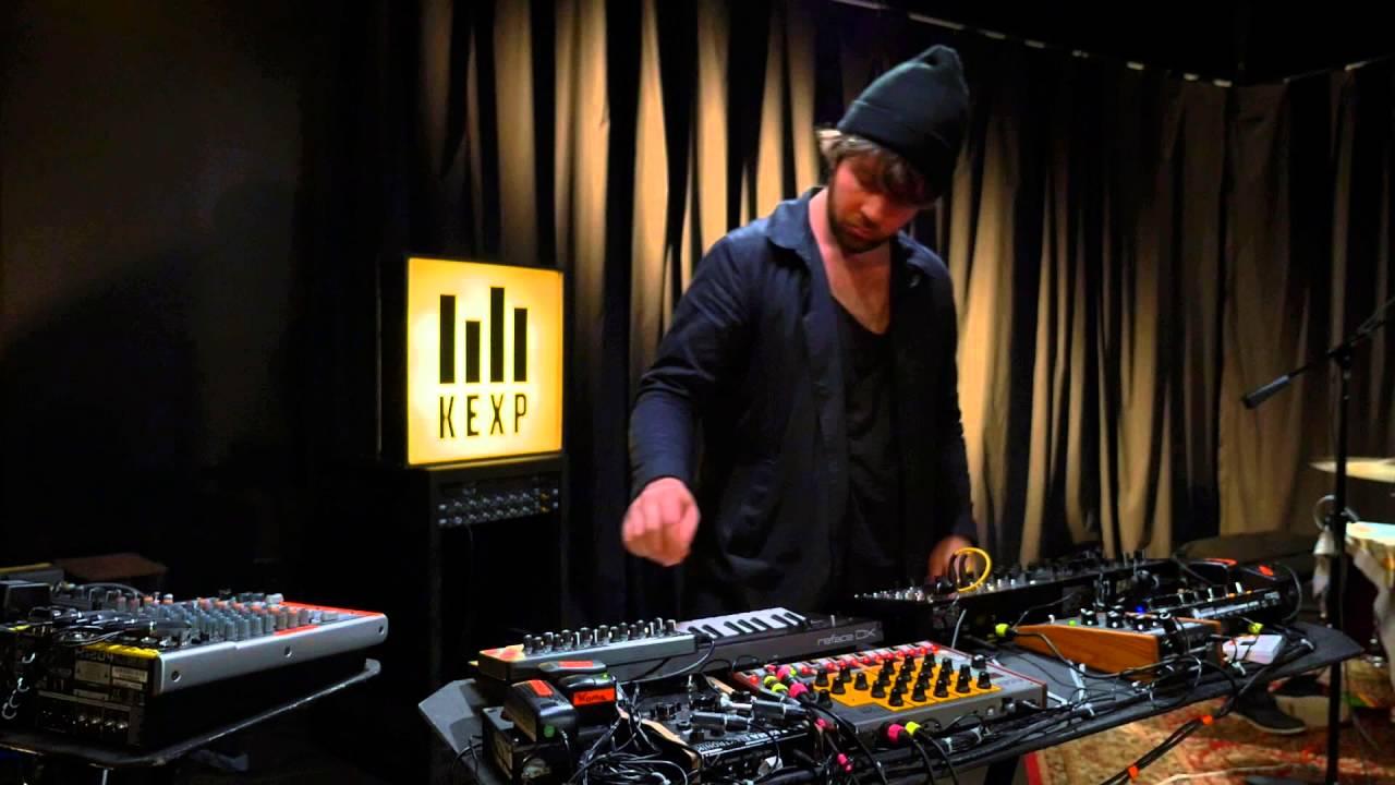 Junior Boys - Big Black Coat (Live on KEXP) - YouTube
