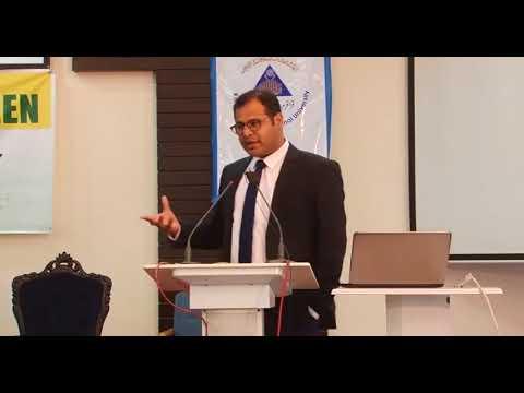 Speaker:: Ahmed Khan ( Defense Analyst)