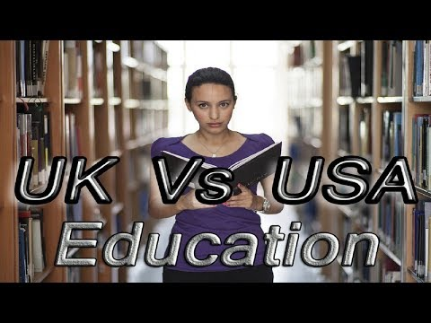 Education System Difference USA Versus UK | Education in Abroad