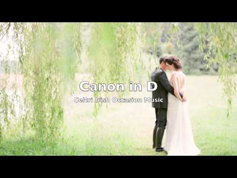 Canon in D (Irish Version by Celtri)