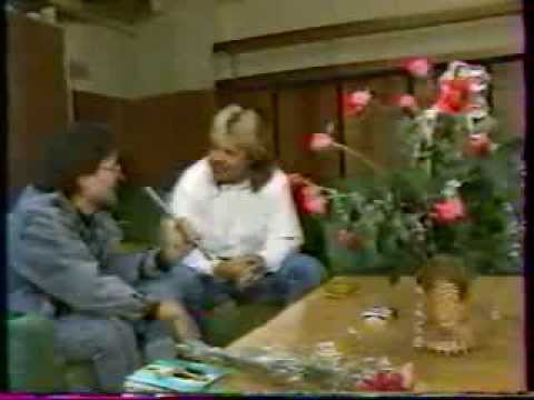 Dieter Bohlen - Interview + Nobody Makes Me Crazy,''120 Minutes'',November 1989,CT of the USSR